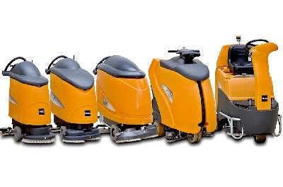 Zakup maszyn i urządzeń czyszczących