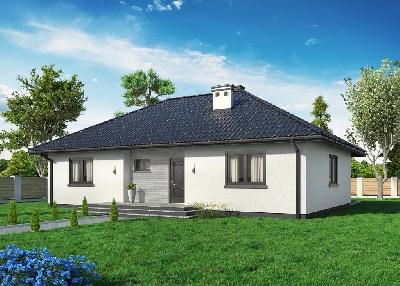 Wykończenie i sprzedaż domu pod Warszawą