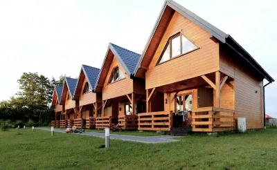Budowa 5 domków - wynajem agroturystyczny (kontynuacja)