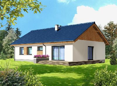 Inwestycyjna budowa domu pod Poznaniem - Bolechowo Osiedle